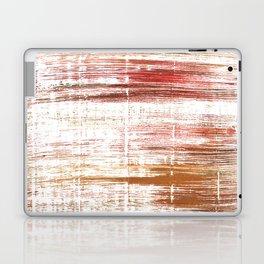 Lotion abstract watercolor Laptop & iPad Skin