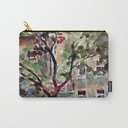 Brooklyn Brownstones Carry-All Pouch