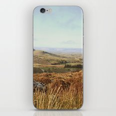 Where Heaven Meets Earth iPhone & iPod Skin