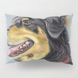 Dog Portrait 01 Pillow Sham