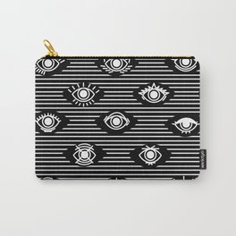 Wide Eyes Carry-All Pouch