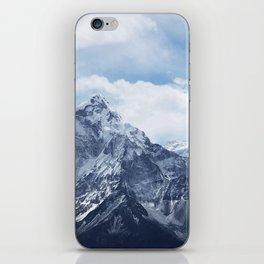 Snowy Mountain Peaks iPhone Skin