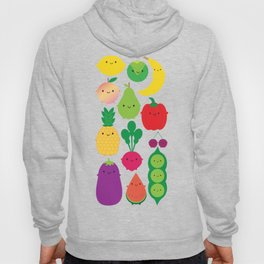 5 A Day Hoody