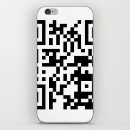 QR Code to site Pornhub iPhone Skin