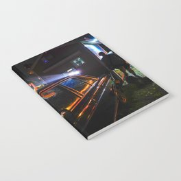 Drive-in movies Notebook