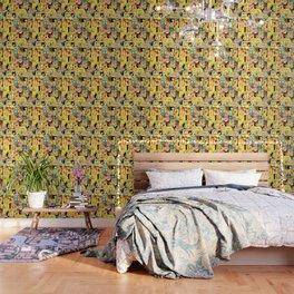 Art Deco Maximalist Wallpaper