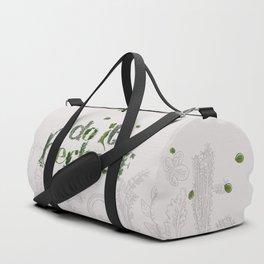DO IT HERBSELF Duffle Bag