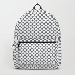 Sharkskin Polka Dots Backpack