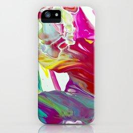 Floris iPhone Case