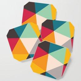 Geometric Triangles Coaster