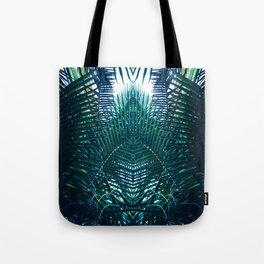 Jungle gate Tote Bag