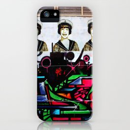 Melbourne Graffiti  iPhone Case