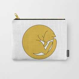 Cat At The Moon Carry-All Pouch