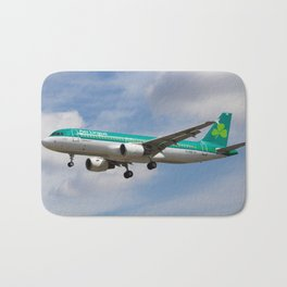 Aer Lingus Airbus A320 Bath Mat