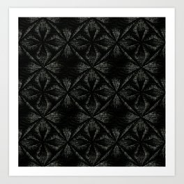 Obscurity 2 Art Print
