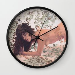 Aglaia Wall Clock