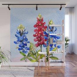 Bluebonnets 2 Wall Mural