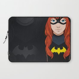 Batgirl Laptop Sleeve