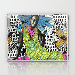 Miss Simone Laptop & iPad Skin
