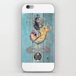 The Salty Brine iPhone Skin