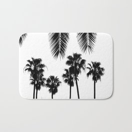 Palm Trees Santa Barbara Bath Mat