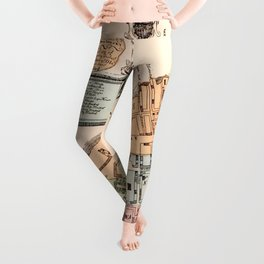 New York City 1728 Leggings