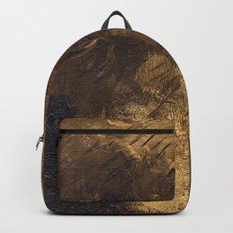 metallic storm. Backpack