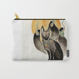 Kitsune Carry-All Pouch