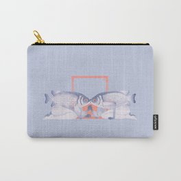 Kissing fish Carry-All Pouch