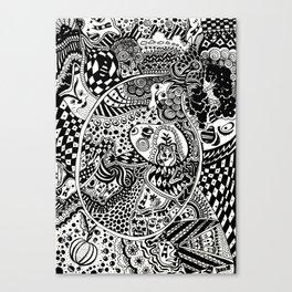 Dream 02 Canvas Print