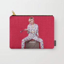 Miley #6 Carry-All Pouch