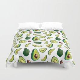 Avocado Pattern Duvet Cover