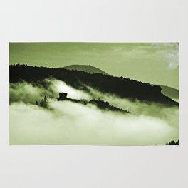 Mystical fog Rug