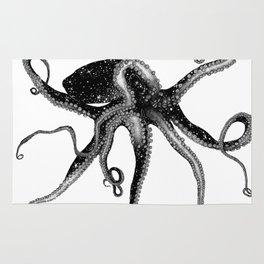 Cosmic Octopus Rug