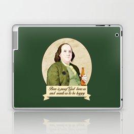 BEN AND BEER Laptop & iPad Skin