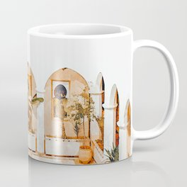 Turkish Holiday #painting #travel Coffee Mug