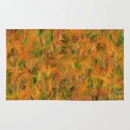 Autumnal Tints #2 Tapestry Astronomy Print Science Art Wall Art Rug
