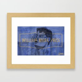 William Mark Price Framed Art Print