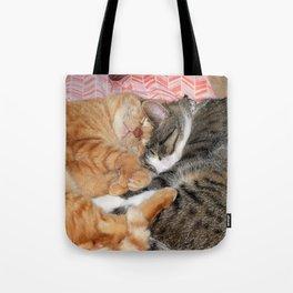 Nap Buddies Tote Bag