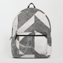 marble lines Backpack