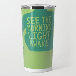 Stop Wait Sit - Everything In Colour Travel Mug