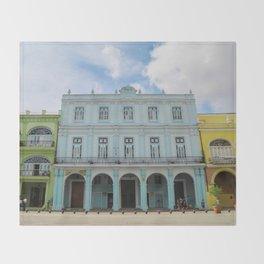 Slice of Havana Throw Blanket
