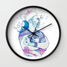 Army of Me Wall Clock