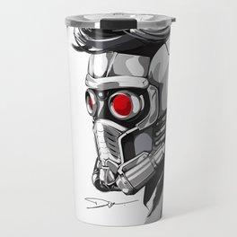 Star Lord Travel Mug