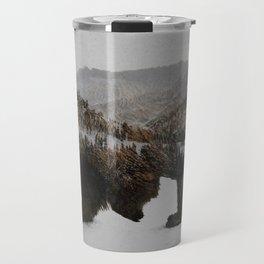 The Kodiak Brown Bear Travel Mug