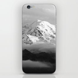 Marvelous Mount Rainier iPhone Skin