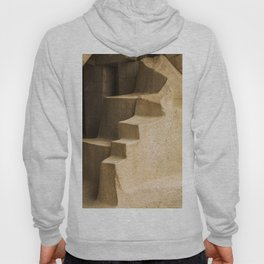 Ruins of Lost Incan City Machu Picchu Hoody
