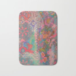Tracy Porter / Poetic Wanderlust: Good Vibes Only Bath Mat