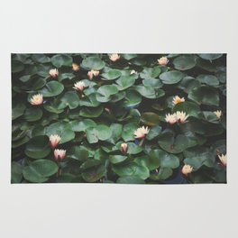 Echo Park Waterlillies Rug