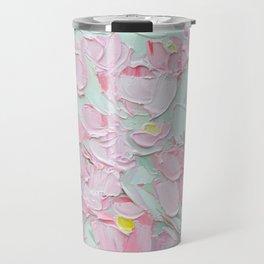 February Blossoms Travel Mug